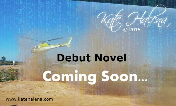 Debut Novel Coming Soon